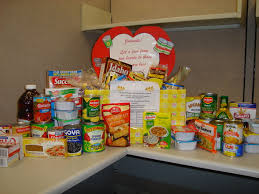 with the holidays quickly approaching families need your help more than ever the emergency food closet provides a 3 day supply of food to persons in need