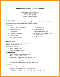 Example Of A Medical Assistant Resumes 12 13 Sample Resumes For Medical Assistants Loginnelkriver