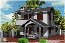3 bedroom 1800 sq ft kerala style house
