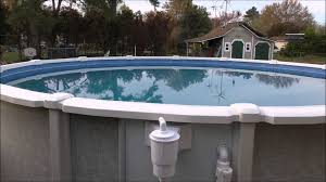 salt water pool above ground. Modren Above Saltwater 8000 Series  21 Ft X 54 Inch Tall Above Ground Pool Install With  KVUSMC YouTube Intended Salt Water D