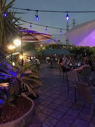 rooftop bar lighting. the frenchmen hotel rooftop bar lighting