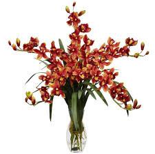 Silk Arrangements For Home Decor Home Decoration Best Fake Floral Arrangements For Centerpieces