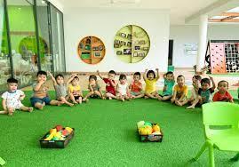 Tăng cường vận động ngoài trời cho trẻ tại trường mầm non ở Thủ Đức.