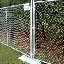 Typical Chain Link Fence Gate Sizes • Fences Ideas