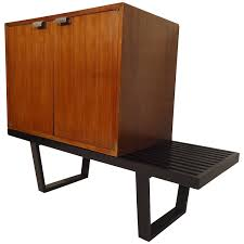 george nelson bench. George Nelson For Herman Miller Modular Cabinet And Bench Sale At 1stdibs E