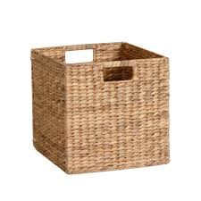 Form Beige Storage Basket | Departments | DIY at B&Q
