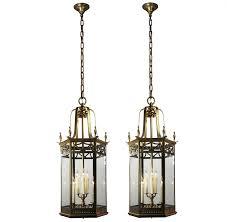 antique brass pendant lights antique
