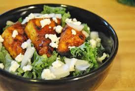 bbq tofu salad recipe