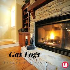 long electric fireplace fake modern design inserts gas natural log placement