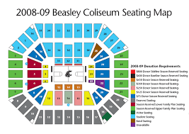 Beasley Coliseum Seating Chart Basketball Basketball Student Section Gets Chopped Cougcenter