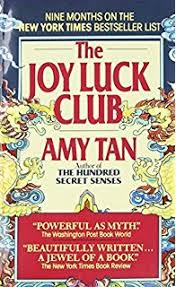 the joy luck club a novel amy tan com books the joy luck club by amy tan 1990 mass market paperback
