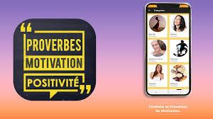 Citations Et Proverbes De Motivation Android تطبيقات Appagg
