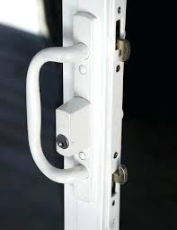 lock sliding glass door from outside ideas hardware secure cabinet home depot