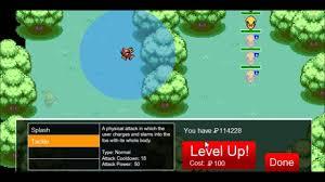 Pokemon Tower Defence Magikarp Evolves Youtube