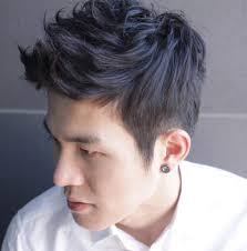 Asian Boy Hair Style hairstyle of the week 18 stylish midlength perm his style diary 2634 by stevesalt.us