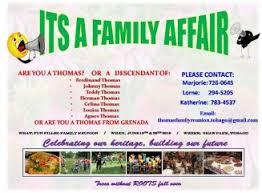 Family Reunion Flyers Sample Barca Fontanacountryinn Com