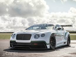 Bentley Continental Race Car In Action Video Inside Muscle