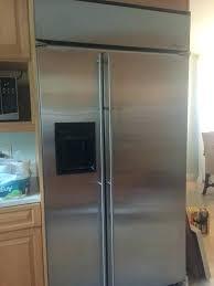 ge monogram refrigerator. Ge Monogram Fridge Frid Perfect Water Filter Refrigerator Mwf .