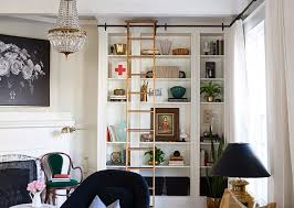hack ikea furniture. custom library wall hack ikea furniture