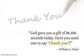 Saying Thank You Quotes Beauteous Quotes About Thankyous 48 Quotes
