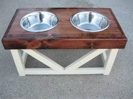 Wood Pet Bowl Stand Wooden Dog Bowl Stand Plans Raised Dog Bowl Stands  Australia The Diesel