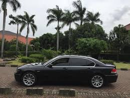 BMW Convertible 745i bmw 2003 : BMW 745LI 2003 BLACK ON BEIGE – bisaboy.com