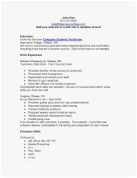 Basic Skills For A Resume 56 Inspirational Figure Of Basic Computer Skills Resume