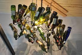51 most blue ribbon chandelier shades wine glass diy bottle brushed nickel maria theresa sputnik