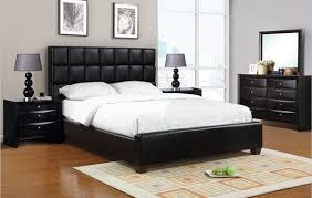 black bedroom. Black Bedroom .
