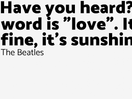 Beatles Quotes Love Extraordinary Beatles Quotes Love Gorgeous Picture Quotes From The Beatles