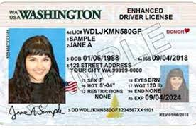 July Change The 1 Id Washington Spokesman-review On Cards Driver's Licenses To