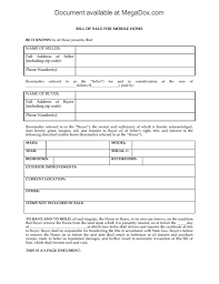 Bill Of Sale For Business Bill Of Sale Template For Business And Georgia Bill Of Sale For