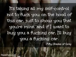 50 Shades Of Grey Dirty Quotes