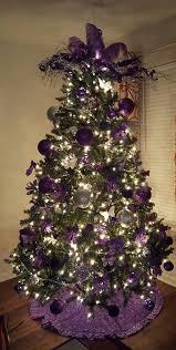 Purple | {Holiday} Christmas | Pinterest | Purple, Love the and Christmas  tree