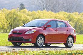 The Toyota Matrix is practical, reliable ... and soon to be phased ...