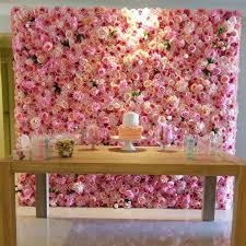 Flower Wall Pink Paper Flower Wall Backdrop 8ftx8ft Flower Wall Backdrops