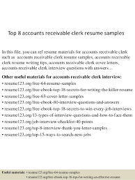 accounts receivables resumes cheap term paper writer the lodges of colorado springs sample