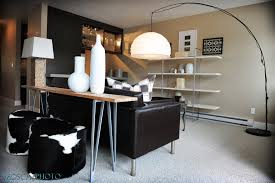 living room floor lamp. hanging-floor-lamp-living-room-modern-with-animal-skin-ottomans-black | beeyoutifullife.com living room floor lamp m