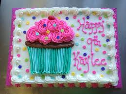 Cupcake Sheet Cake Cakes In 2019 Cupcake Cakes Cake Birthday