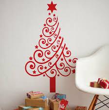 Christmas Decorations For The Wall Christmas Wall Decor Simple Christmas Wall Decorations Home