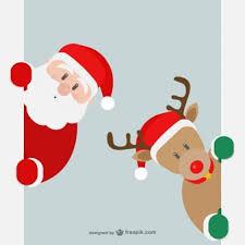 vintage santa claus face clipart. Perfect Clipart Santa Claus And Reindeer In Vintage Face Clipart C