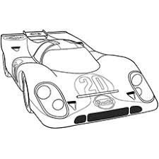 racecar coloring page. Wonderful Page Steve Race Car Intended Racecar Coloring Page R