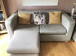 3 seater sofa bed grey habitat