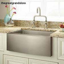 deep stainless steel sink. Farmhouse Apron Deep Single Bowl 16 Gauge Stainless Steel Luxury Kitchen Sink I