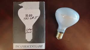R40 Compact Fluorescent Flood Light Bulbs 500watt R40 Incandescent Flood Light Bulb