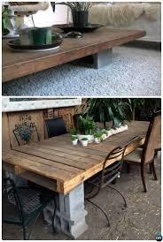 concrete block furniture. Top 10 Unexpected DIY Concrete Block Furniture Projects -