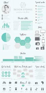 Resume Infographic Infographic About Me And My Creative