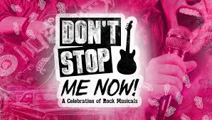 <b>Don't Stop Me</b> Now!—on sale now