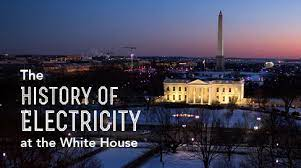 electricity at the white house