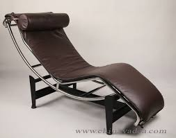 le corbusier chaise lounge chair history